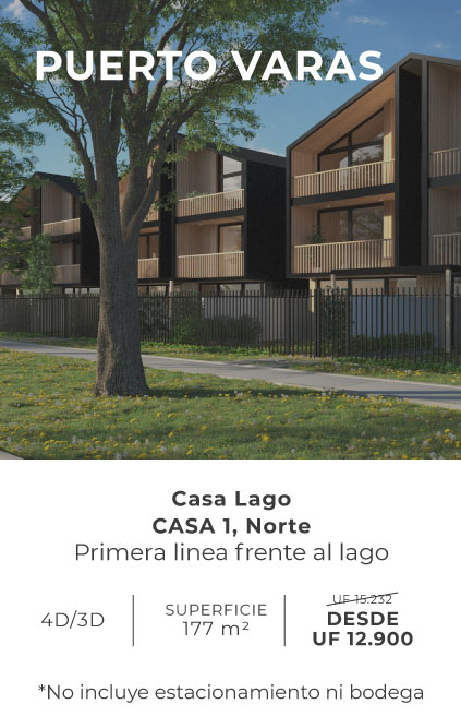 Casa Lago, Puerto Varas